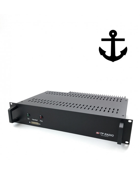 "Maritime Base Station 19"" rack"