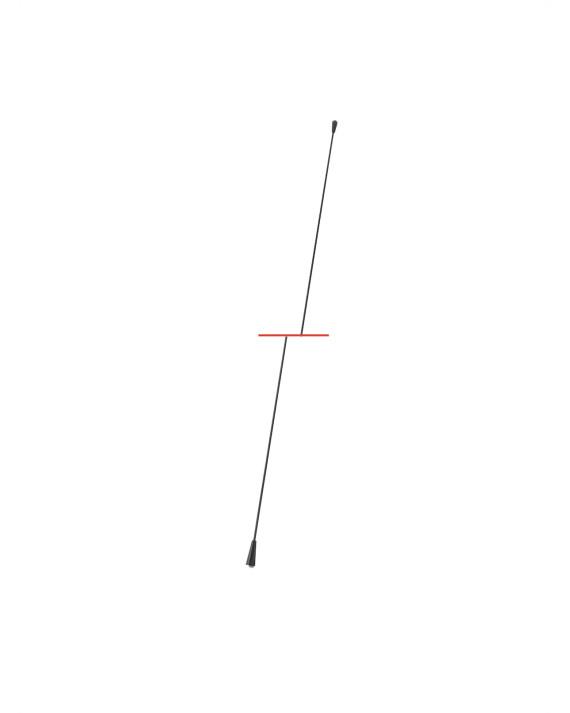 Antenna Whip VHF Low