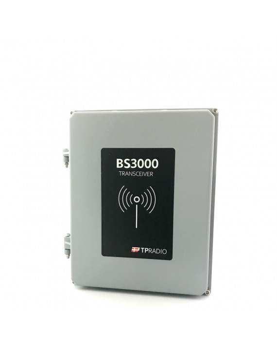 Simplex/Duplex Repeater with alert function