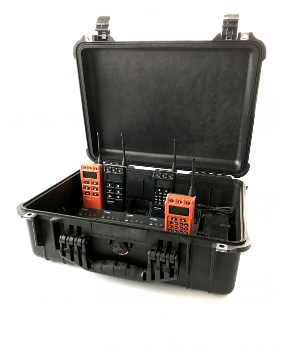 TP8000 Peli case charger