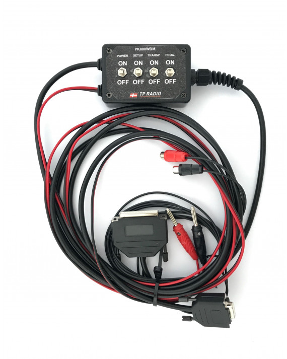 WDM8000 Programming Cable