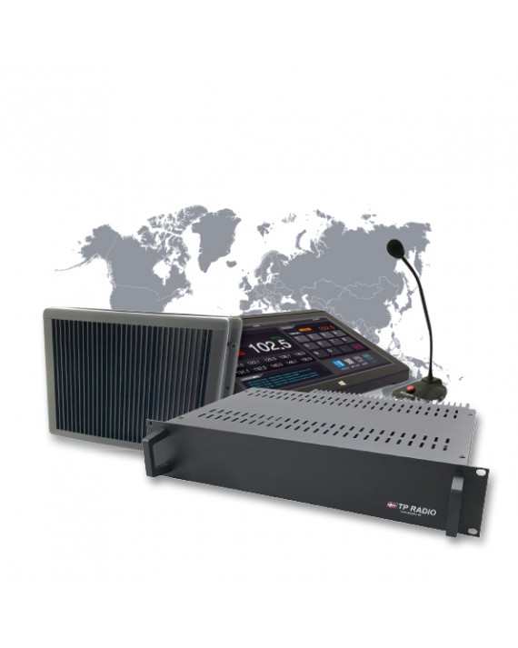 IP Radio system
