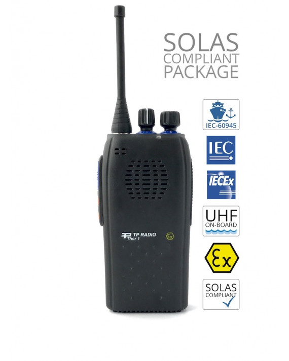 SOLAS Radio kit ATEX T4