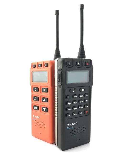 PMR HANDHELD 68 - 925 MHz