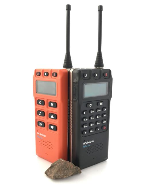 Shunting radio 68 - 925 MHz