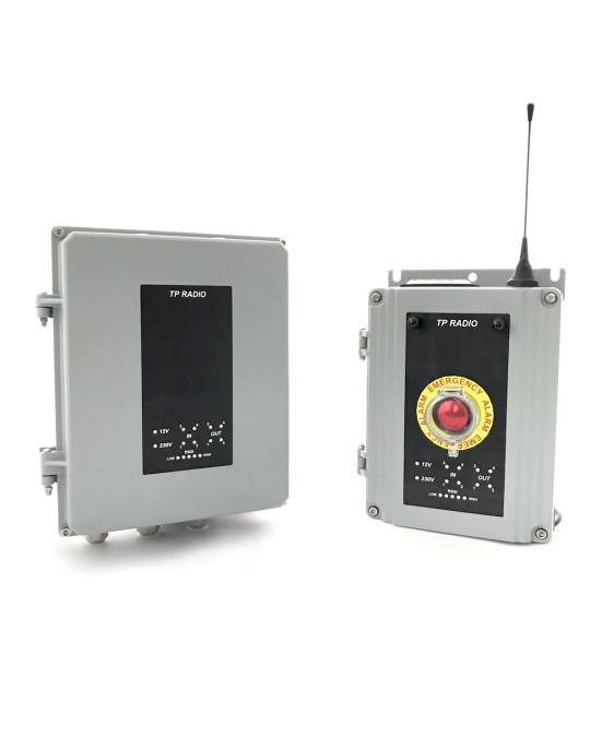 WEAS-9000 - Alert system
