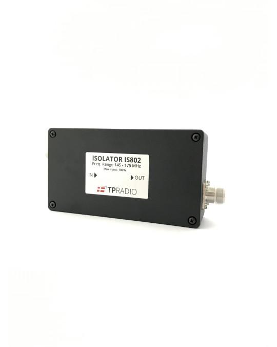 Dual Isolator 100W 145-175 MHz