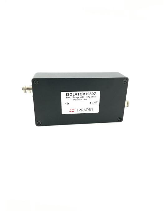 Dual Isolator 100W 400-470 MHz