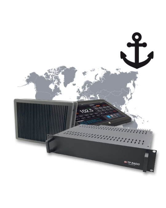 MARITIME IP Radio system EN301-929