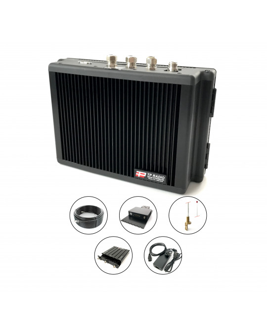 Turn-Key Compact Repeater Kit