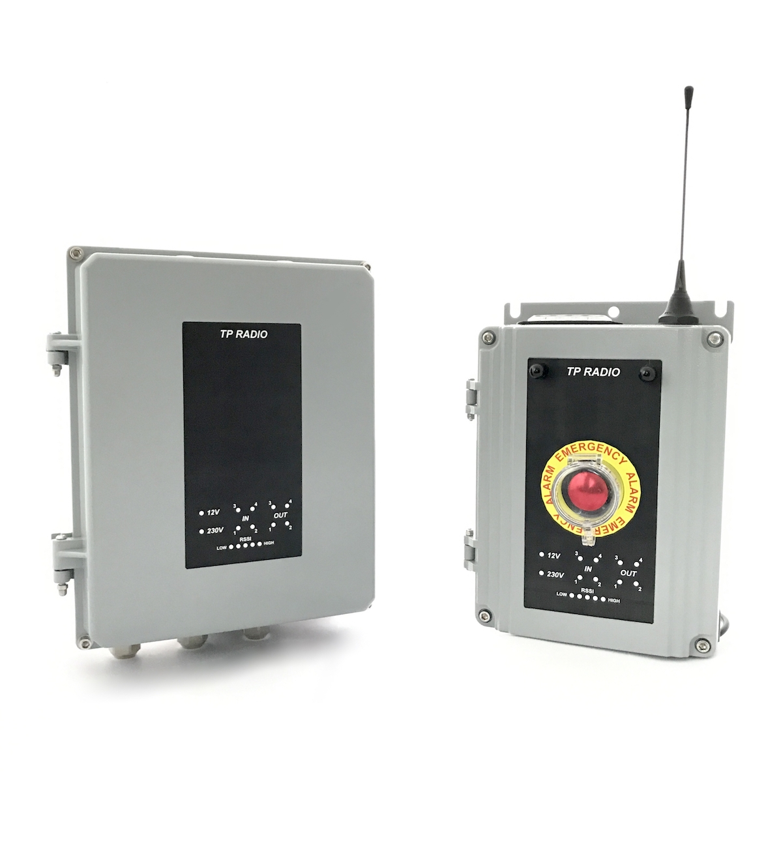 WEAS9000 Emergency system