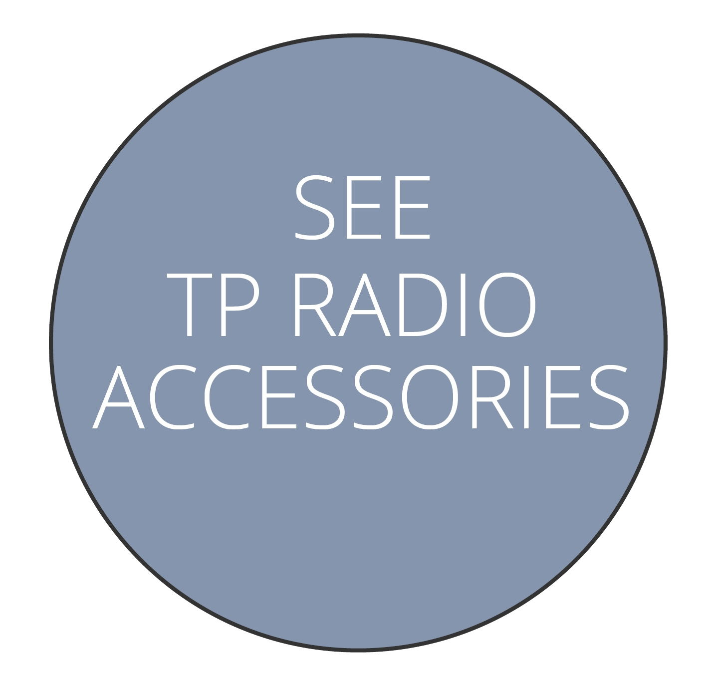 See TP Radio PMR accessories