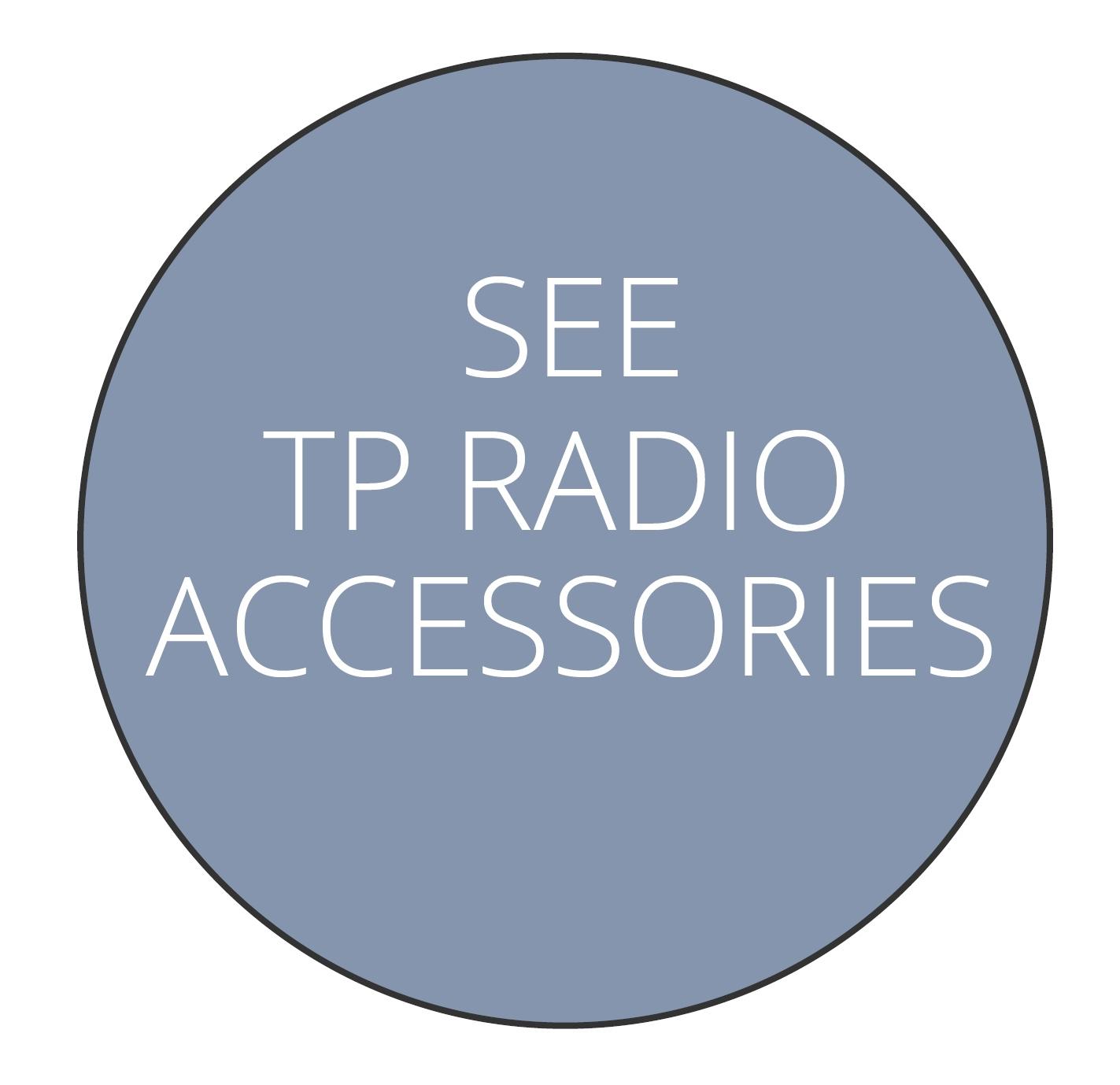 See TP Radio PMR accessories