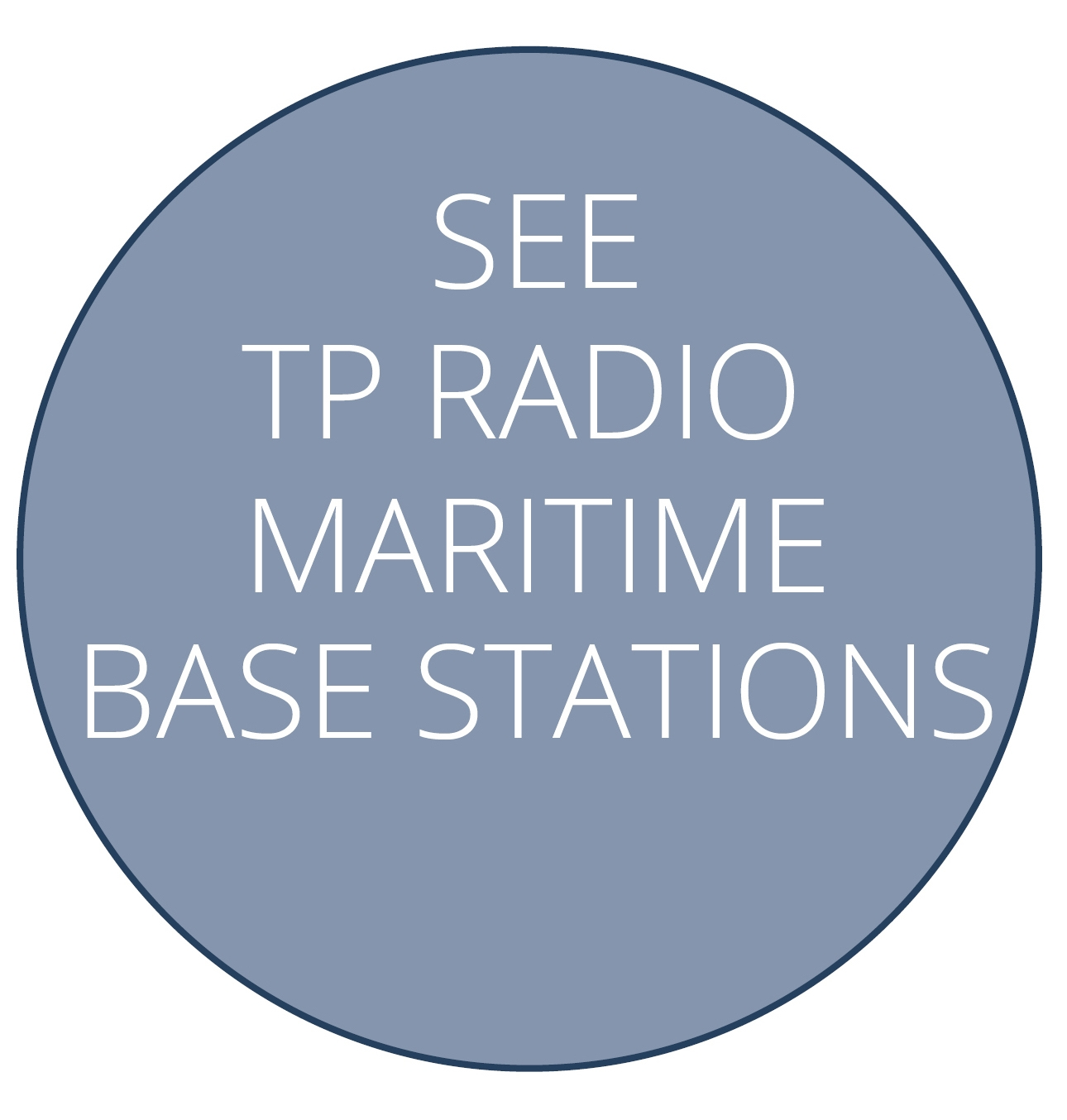 See TP Radio Maritime products
