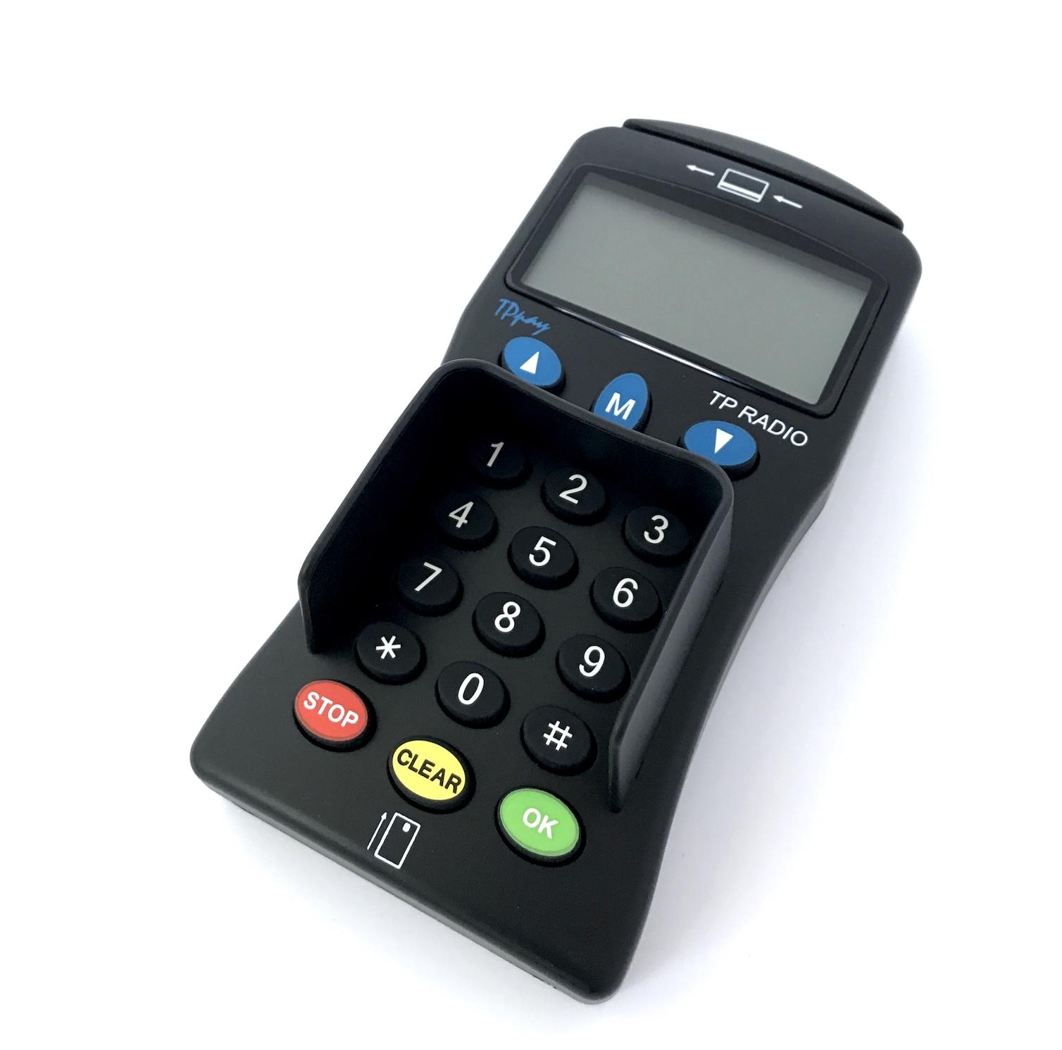 Creditcard reader