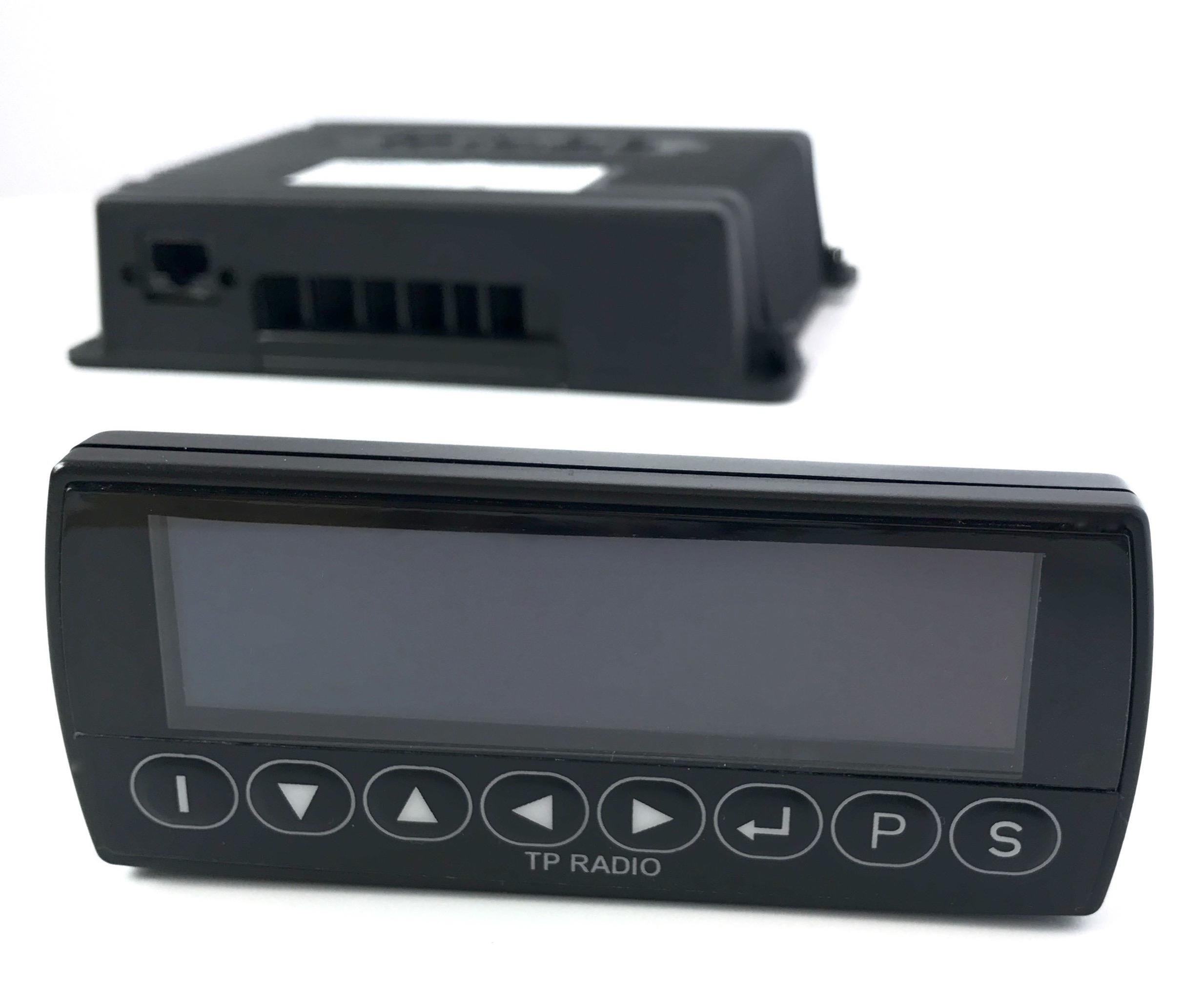 TAXI Meter Display
