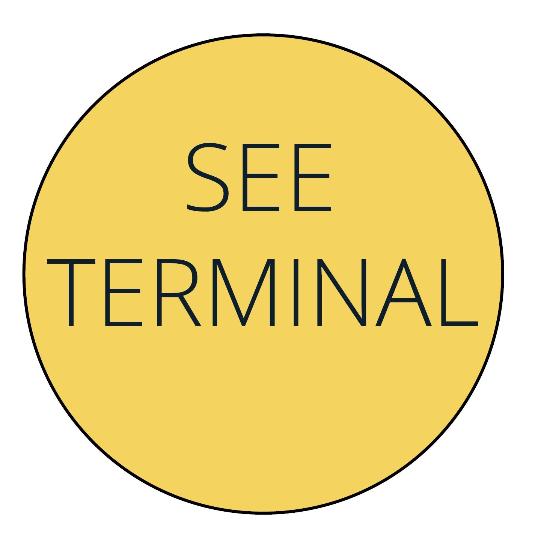 See Credit Card Reader Terminal
